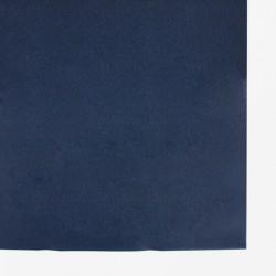 Nappe en papier bleu marine