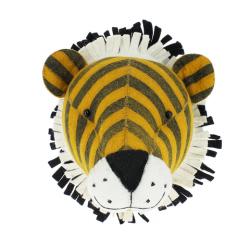 Trophée tête de tigre