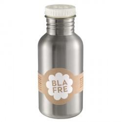 Gourde en acier inoxydable BLAFRE 500ml Blanc