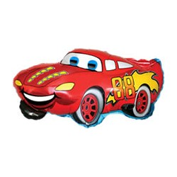 Ballon mylar Cars