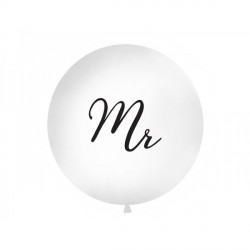 1 ballon géant MR
