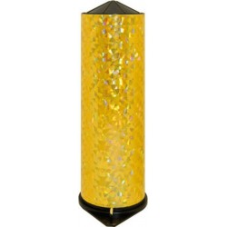 Bombe de table Hologramme Or