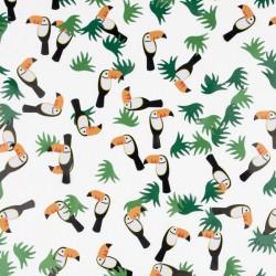 Confettis - toucan
