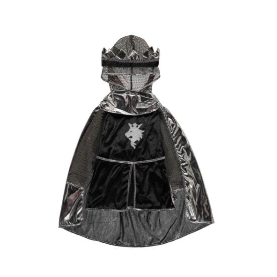 Set costume chevalier argent 5-6ans