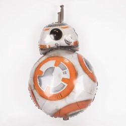 Ballon marcheur mylar BB-8