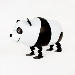 Ballon marcheur mylar-Panda