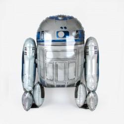Ballon marcheur mylar R2-D2