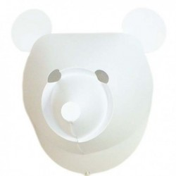 Lampe trophée ours
