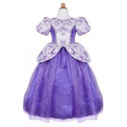 Robe de princesse - Lila