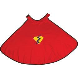 Cape - Super-héros éclair rouge et masque