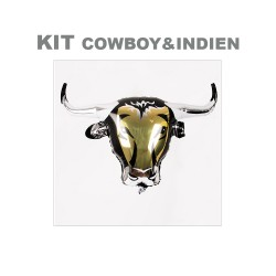 Kit anniversaire cow boy