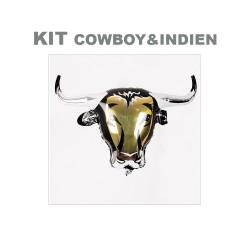Kit anniversaire cow boy