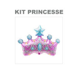 Kit anniversaire princesse