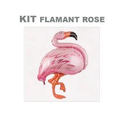 Kit Flamant rose
