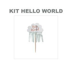 Kit Hello world menthe