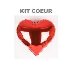 Kit Kit d'anniversaire coeur