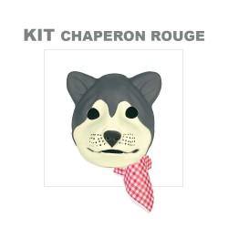 Kit d'anniversaire Chaperon rouge