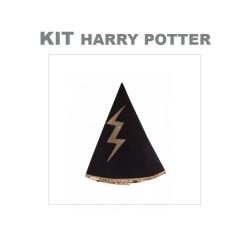 Kit d'anniversaire Harry Potter