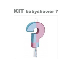 Kit babyshower - Surprise?
