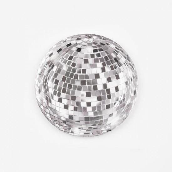12 assiettes disco