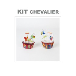 kit anniversaire - Chevalier