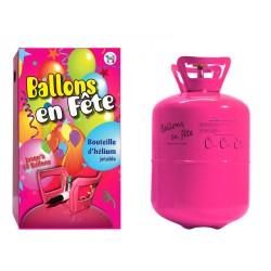 1 bouteille d'hélium  Ballons en fête 0,32m3