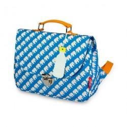 1 petit malette Elephant bleu