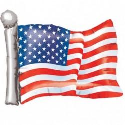 Ballon mylar-Drapeau des États-Unis