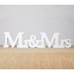 Mr & Mrs blanc