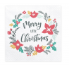 20 serviettes Merry Little Christmas
