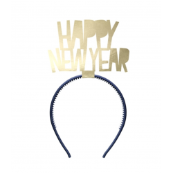 1 headband Happy new year