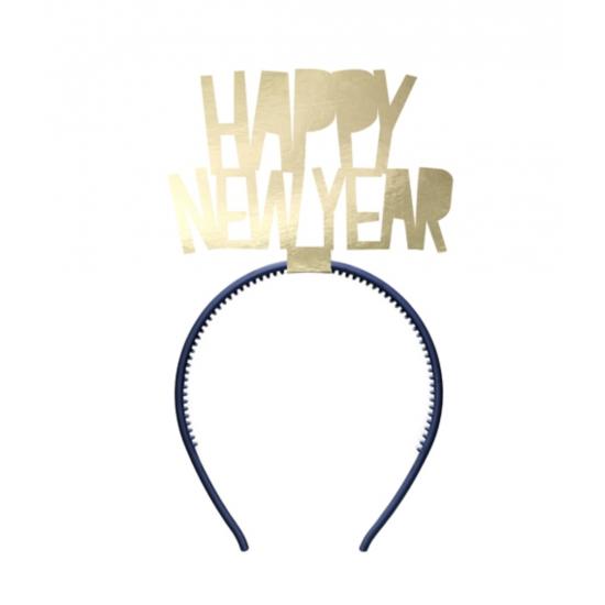 1 headband Happy new year