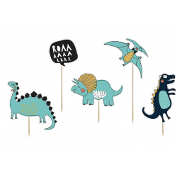 1 cake toppers dinosaure