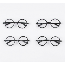 4 paires de lunette Harry Potter