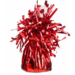 1 poid de ballon - rouge