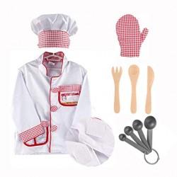 Costume chef cuisto