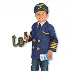 Déguisement - Pilote de l'air
