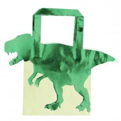 5 Sacs dinosaure