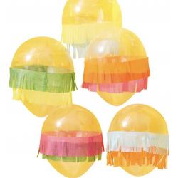 5 Ballons mexicain