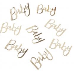 Confettis baby - Or