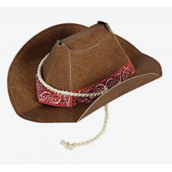 8 petits chapeaux de cow boy
