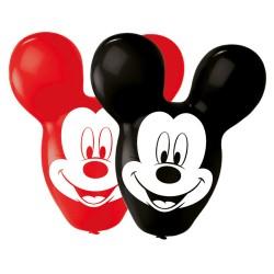 4 ballons géants Mickey