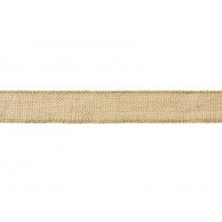 1 rouleau de toile de jute 4x500cm
