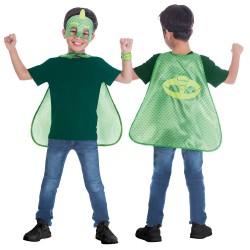 Costume Pyjamasque Gluglu- Vert
