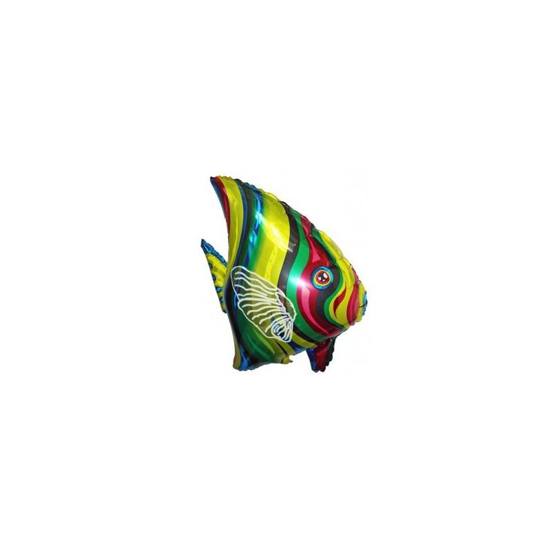 f62cf8197971a2 Ballon mylar - poisson tropical
