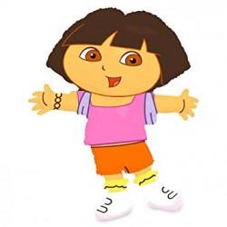 Ballon mylar - Dora l'exploratrice