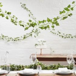 Guirlande végétale - Vigne vierge