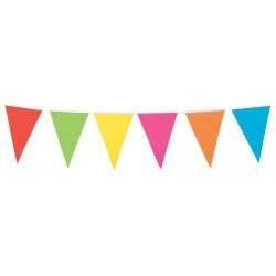 Guirlande fanions - Multicolore