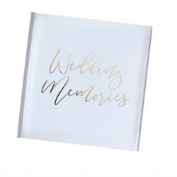 "Album photo ""Wedding memories"""