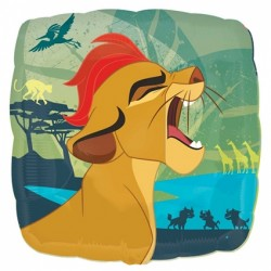 Ballon mylar Le roi Lion